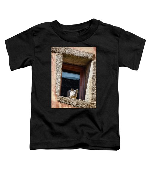A Cat On Hot Bricks Toddler T-Shirt