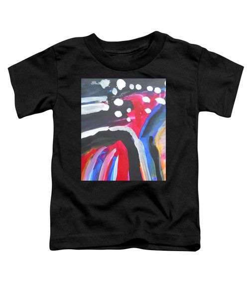 A Colorful Path Toddler T-Shirt