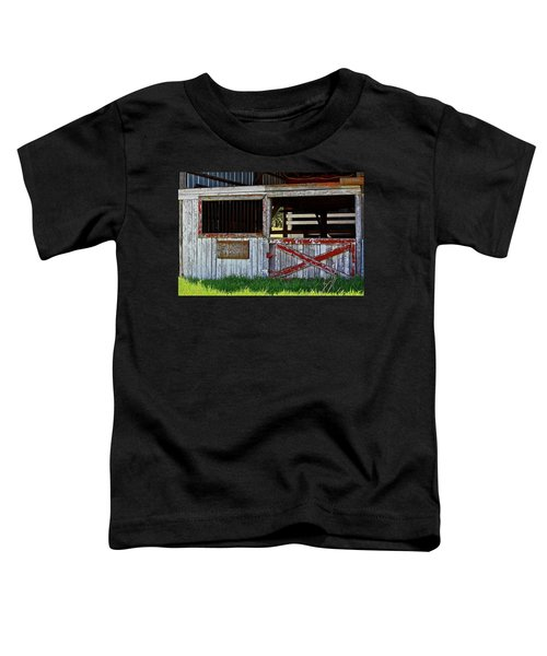 A Country Scene Toddler T-Shirt