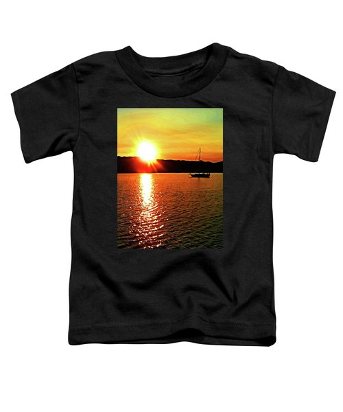 A Early Springtime Visit To Mystic Village In M Toddler T-Shirt