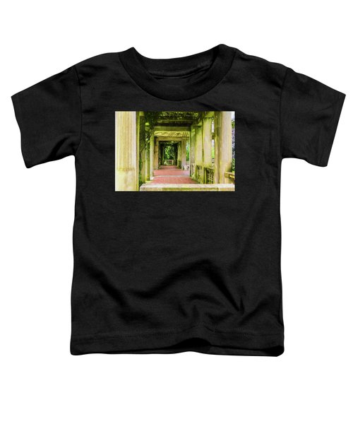 A Garden House Entryway. Toddler T-Shirt