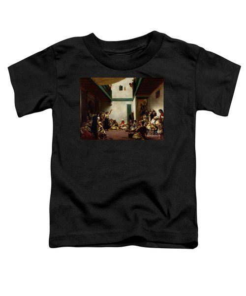 A Jewish Wedding In Morocco Toddler T-Shirt