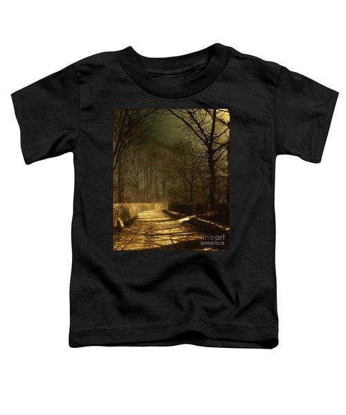A Moonlit Lane Toddler T-Shirt