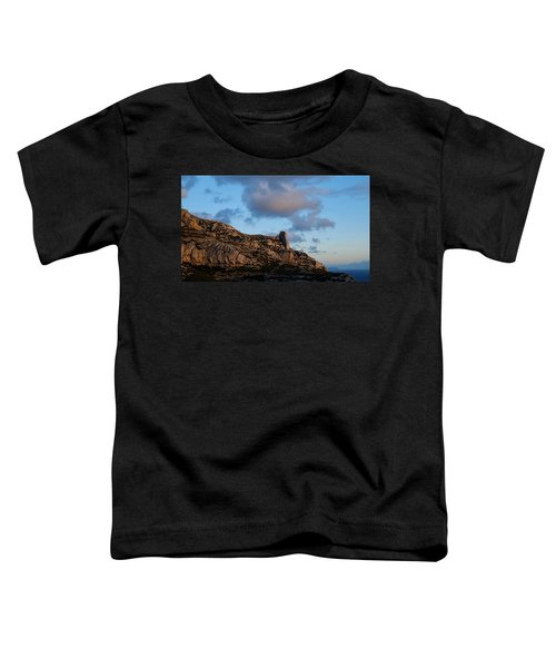 A Mountain With A View Toddler T-Shirt