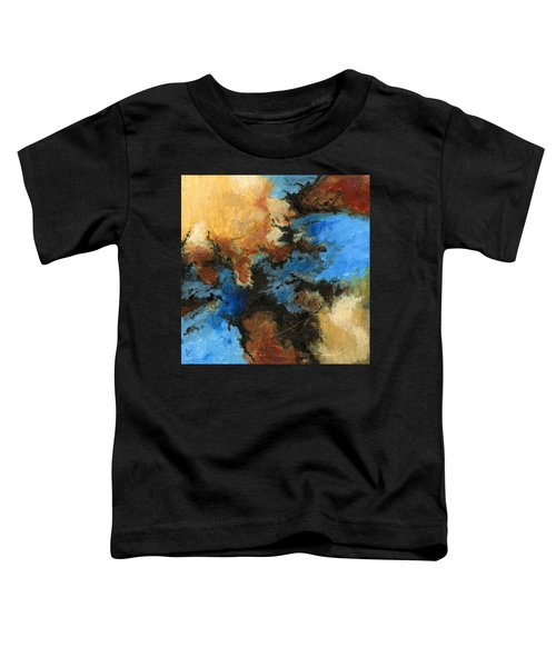 A Precious Few Abstract Toddler T-Shirt