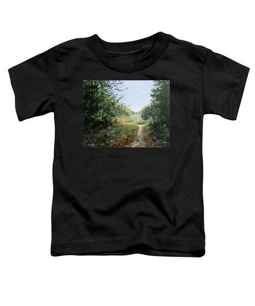A Search Toddler T-Shirt