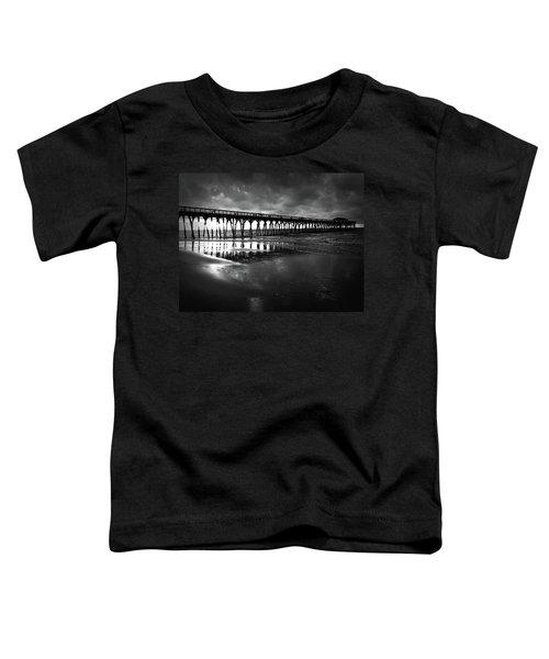 A Storm At Sunrise Toddler T-Shirt