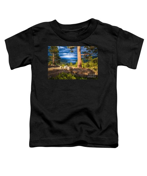 A Swing With A View Toddler T-Shirt