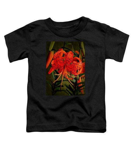 A Tiger Toddler T-Shirt