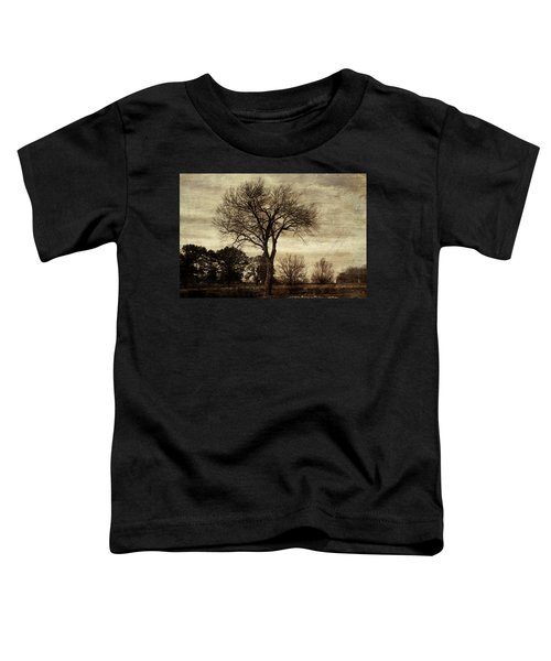 A Tree Along The Roadside Toddler T-Shirt