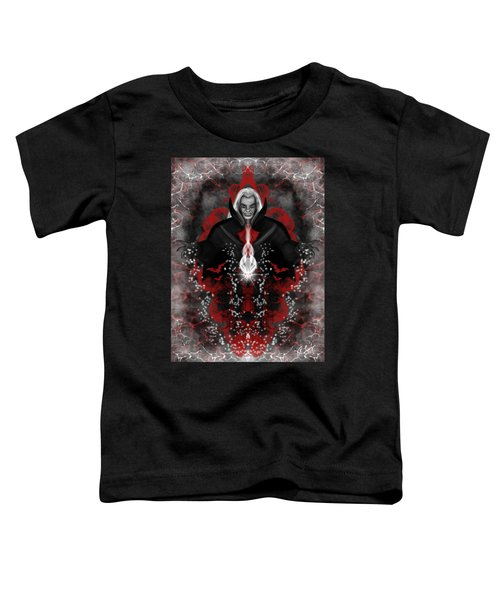 A Vampire Quest Fantasy Art Toddler T-Shirt