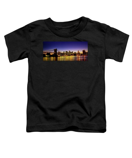 A View From Brooklyn Toddler T-Shirt