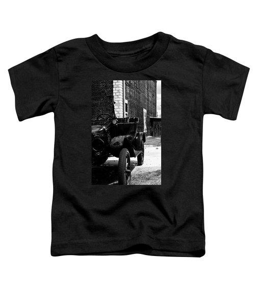 As Long As It's Black Toddler T-Shirt