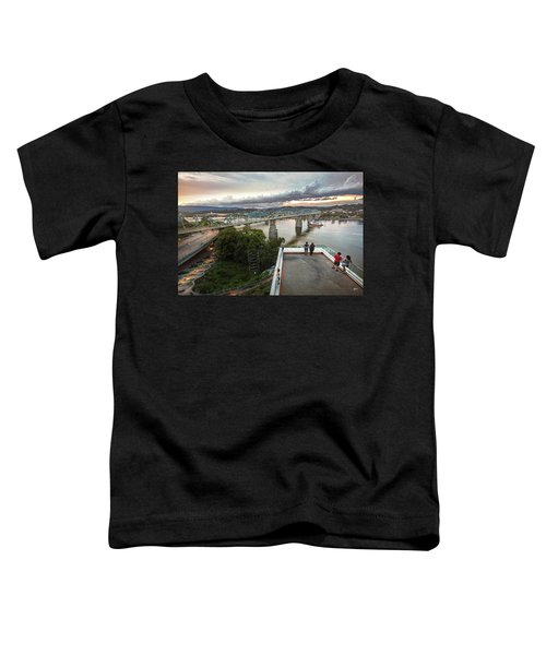 Above The Bluff, Musuem View Toddler T-Shirt