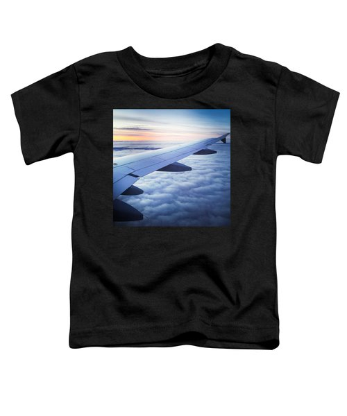 Above The Clouds 01 Toddler T-Shirt