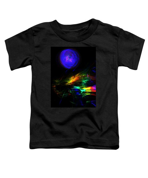 Above The Cosmic Sea Toddler T-Shirt