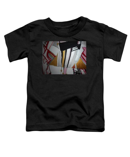 Abstract-13 Toddler T-Shirt
