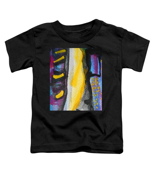 Abstract-8 Toddler T-Shirt
