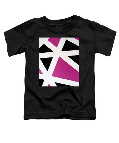 Abstract M1015bp Toddler T-Shirt