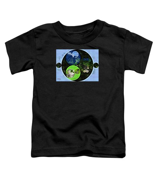 Abstract Painting - Asparagus Toddler T-Shirt