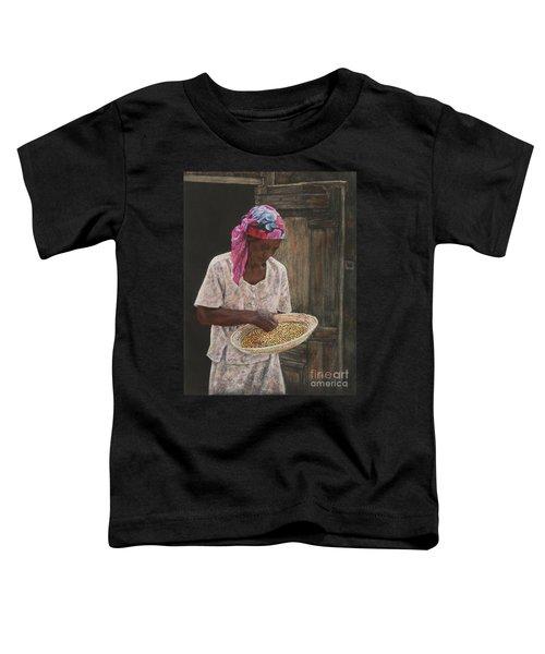 Acklins Corn Toddler T-Shirt