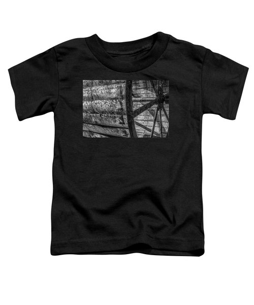 Adam's Mill Water Wheel Toddler T-Shirt