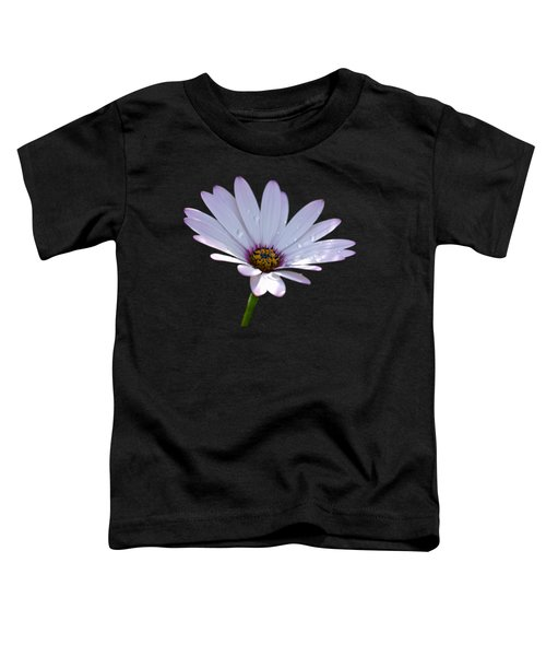 African Daisy Toddler T-Shirt by Scott Carruthers