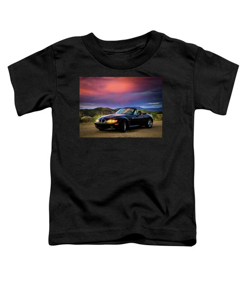 After The Storm - Bmw Z3 Toddler T-Shirt