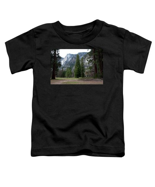 Ahwahnee Setting Toddler T-Shirt