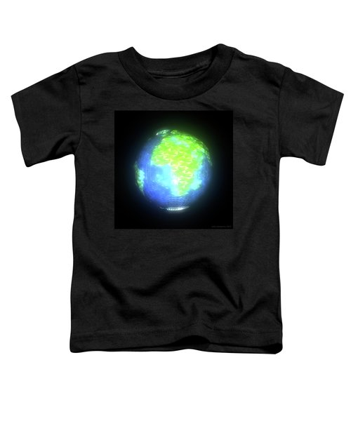 Albedo - Africa And Europe By Day Toddler T-Shirt