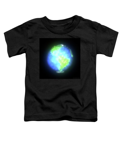 Albedo - Americas By Day Toddler T-Shirt