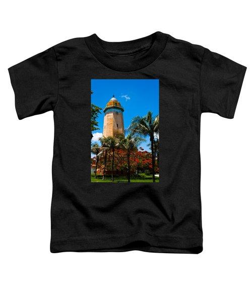 Alhambra Water Tower Toddler T-Shirt