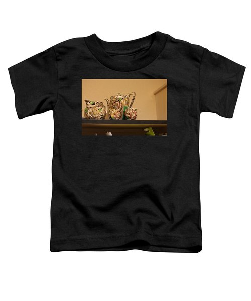 Alice's Tea Party Toddler T-Shirt