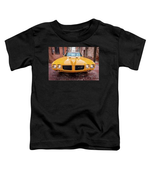All American Muscle Toddler T-Shirt