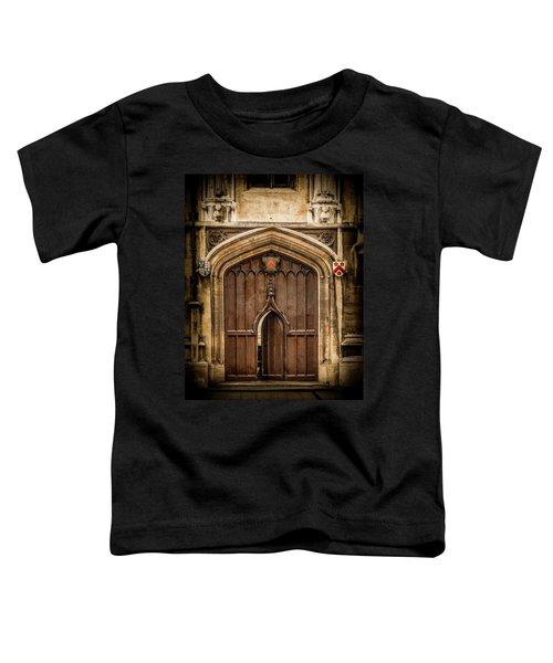 Oxford, England - All Souls Gate Toddler T-Shirt