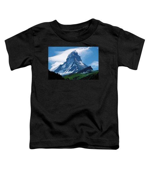 Alps Toddler T-Shirt