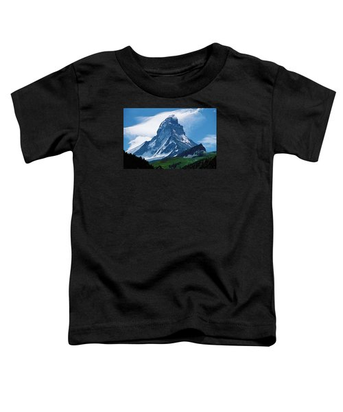 Alps Toddler T-Shirt