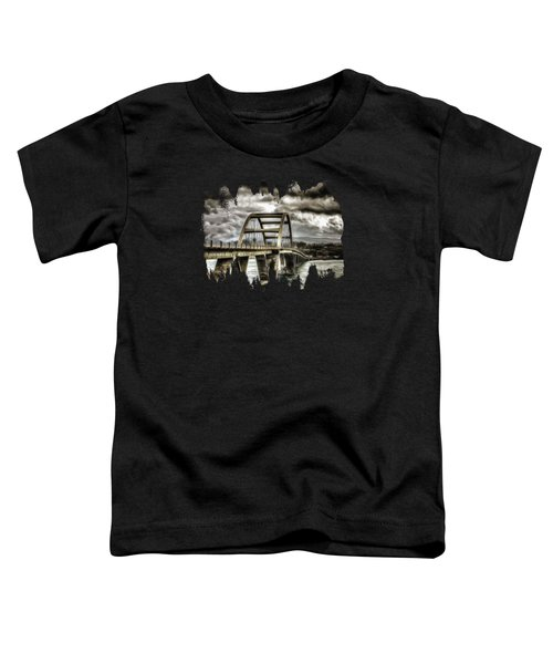 Alsea Bay Bridge Toddler T-Shirt