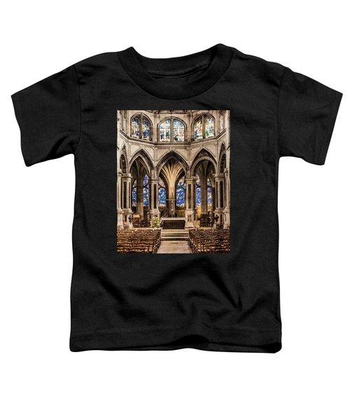 Paris, France - Altar - Saint-severin Toddler T-Shirt