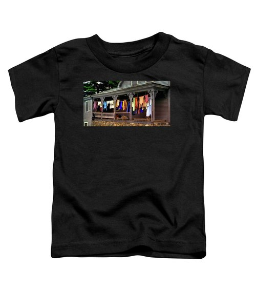 Alton Washday Revisited Toddler T-Shirt