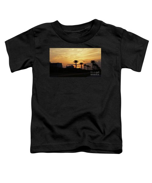 Alys At Sunset Toddler T-Shirt