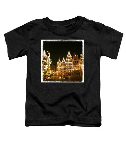 Amazing Romantic Antwerp Toddler T-Shirt
