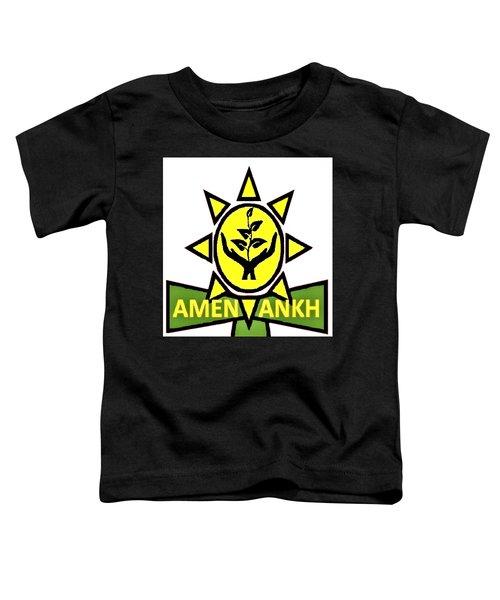 Amen Ankh Toddler T-Shirt