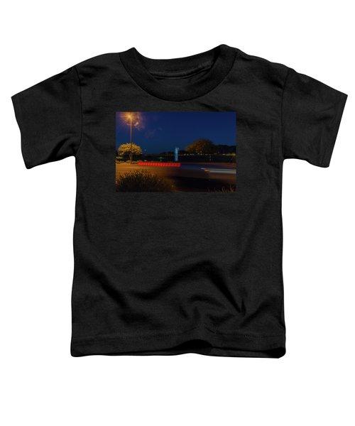 America At Night Toddler T-Shirt
