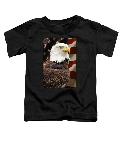 American Freedom Toddler T-Shirt