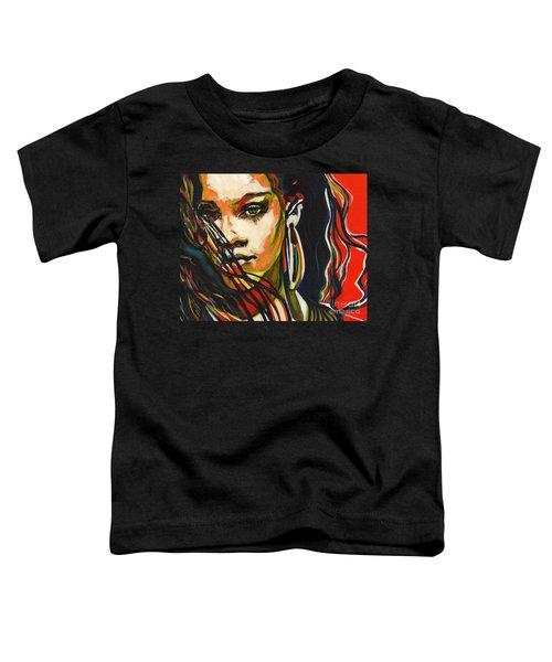 American Oxygen - Rihanna Toddler T-Shirt