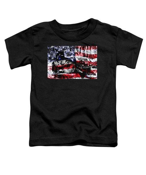 American Rock Crawler Toddler T-Shirt