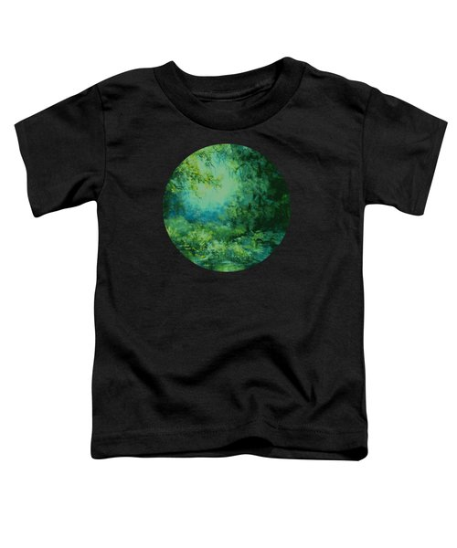 And Time Stood Still Toddler T-Shirt