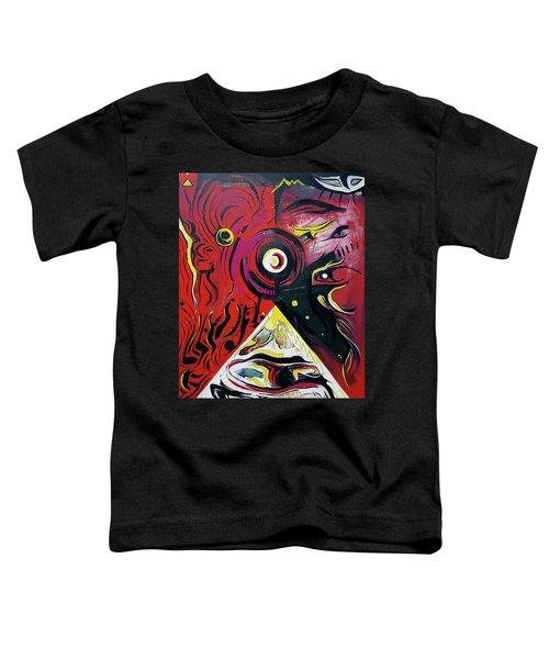 Andromeda Galaxy Toddler T-Shirt