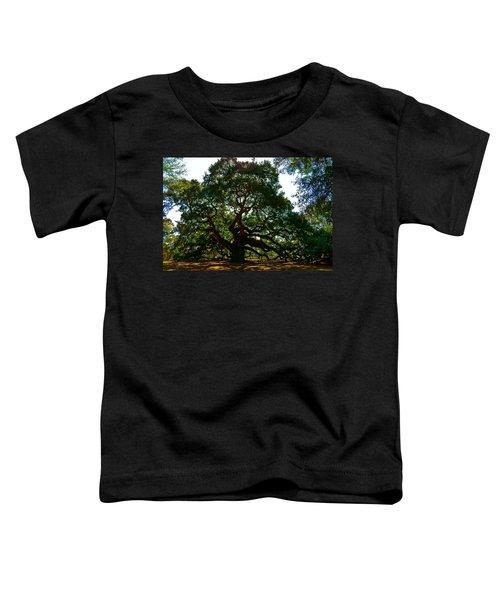 Angel Oak Tree 2004 Toddler T-Shirt